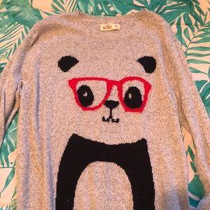 Hollister Comfy Panda Sweater